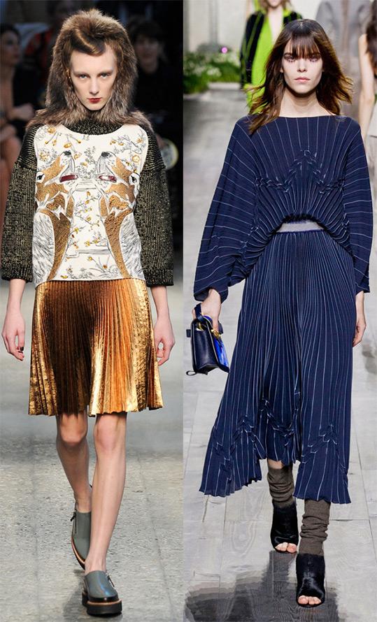 Мода осень-зима 2014-2015
