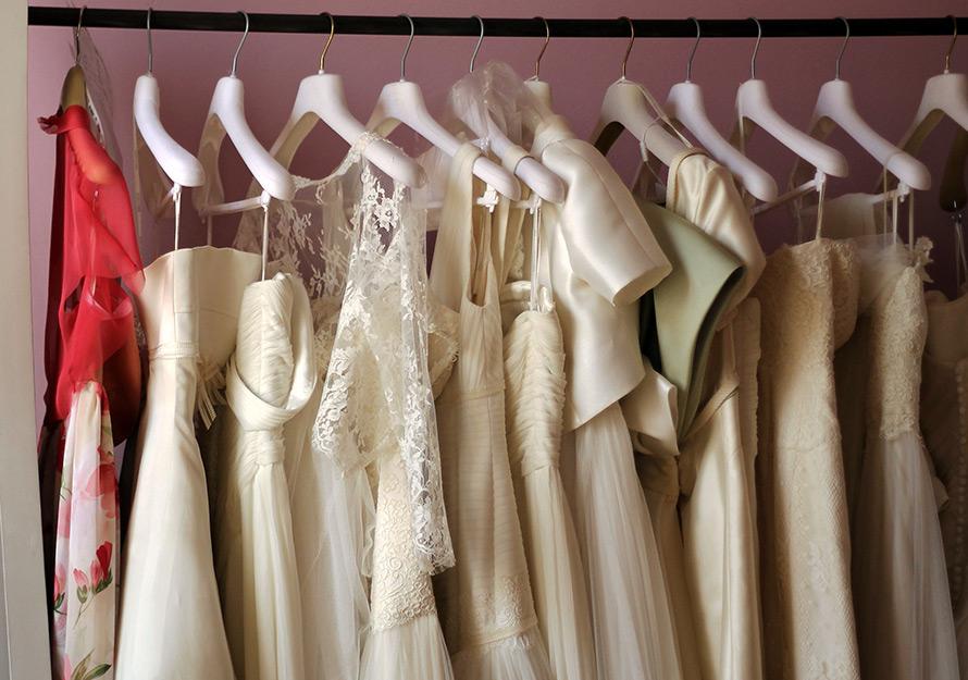 Готовые платья в ателье