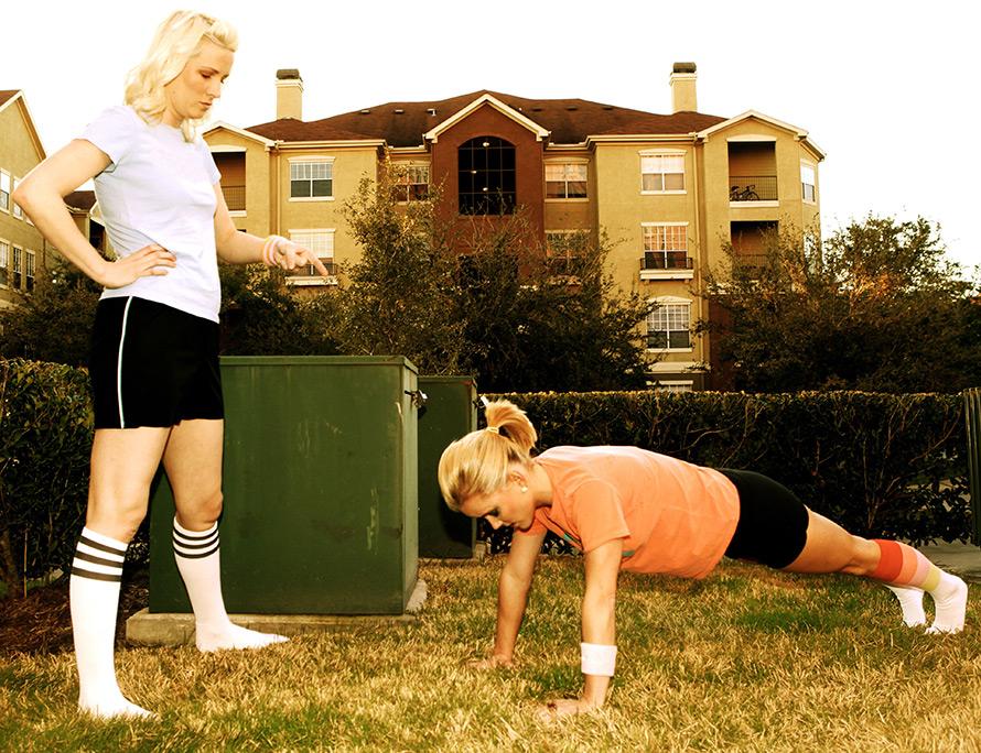 Как похудеть - фитнес