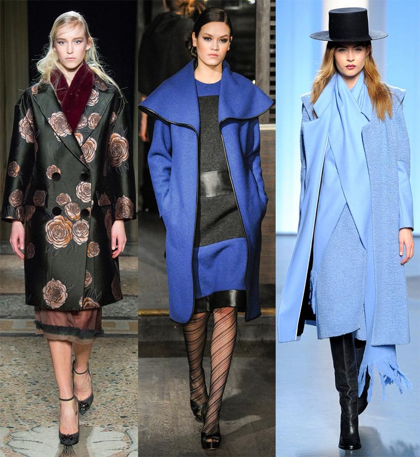 Женские пальто осень-зима 14-15
