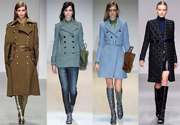 Пальто осень–зима 2014–2015