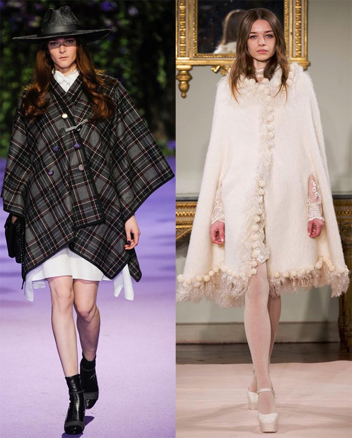 Модные пальто – фото