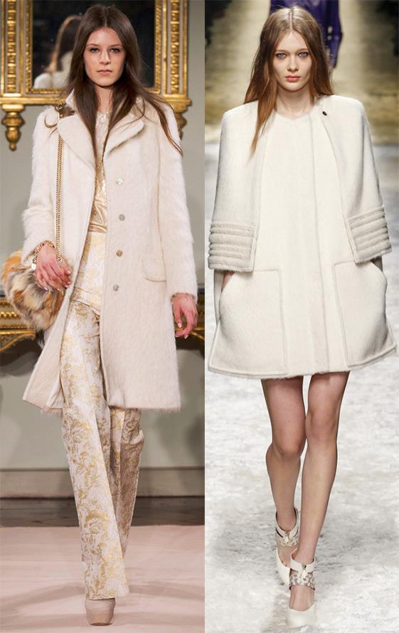 Пальто Blugirl и Blumarine