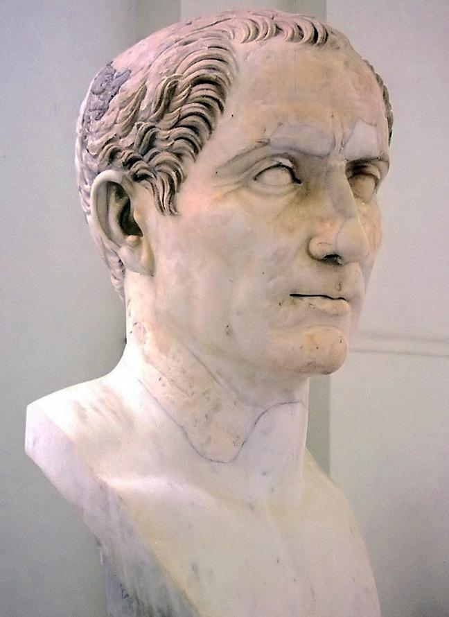 короткая римская мужская стрижка