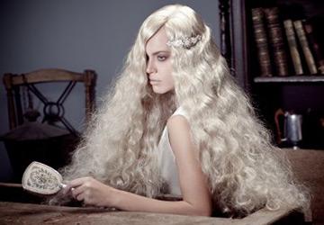 Прически Средневековья - романский стиль