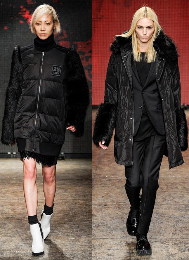 Женские куртки DKNY