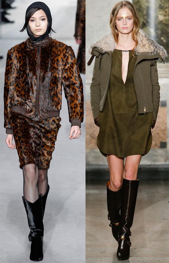 Модные образы 2014-2015