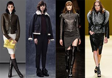 Женские куртки осень-зима 2014-2015