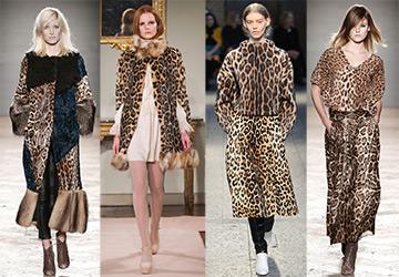 Леопардовый принт 2014-2015