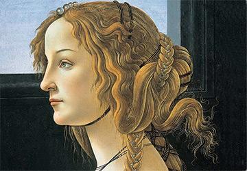 Прически эпохи Возрождения