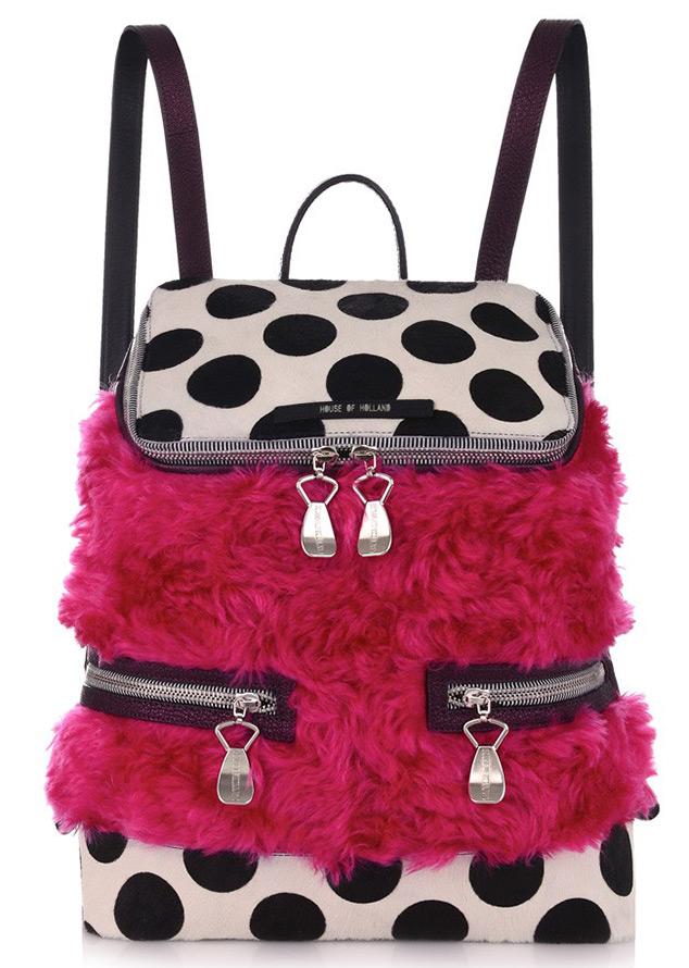 Яркий рюкзак для девушек