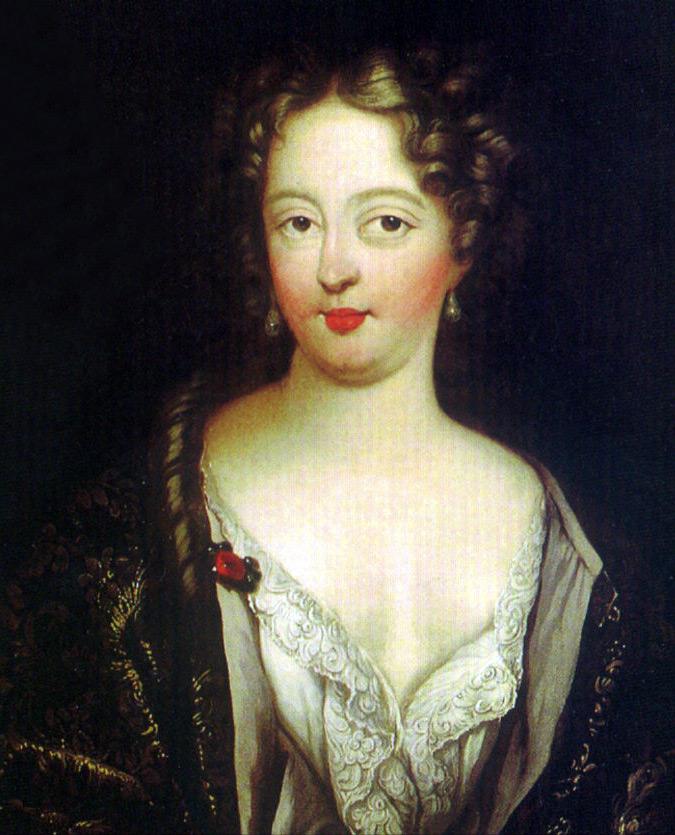 Мария Анжелика де Фонтанж