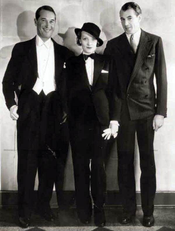 Женские костюмы 30-х годов