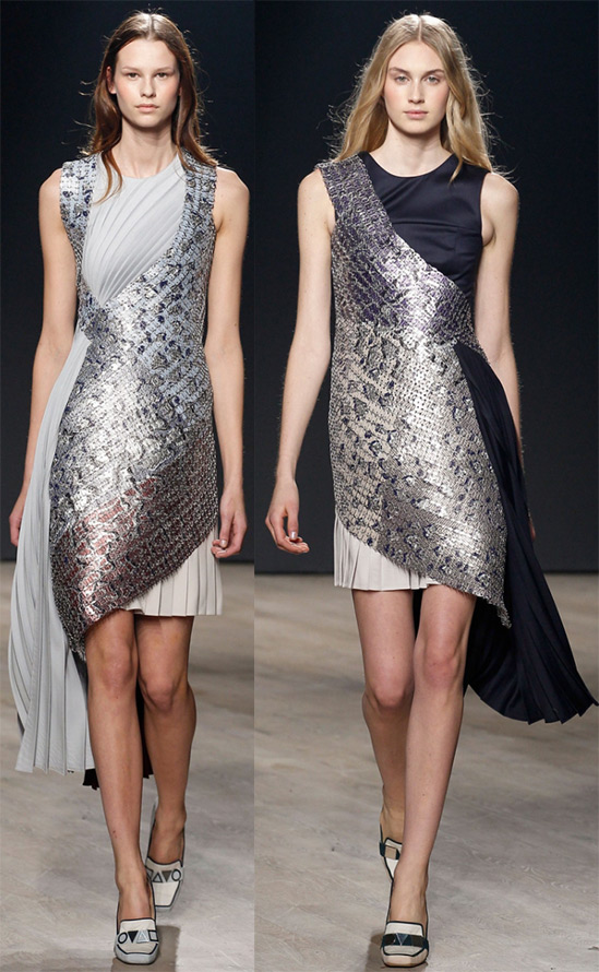 Модные платья Mary Katrantzou