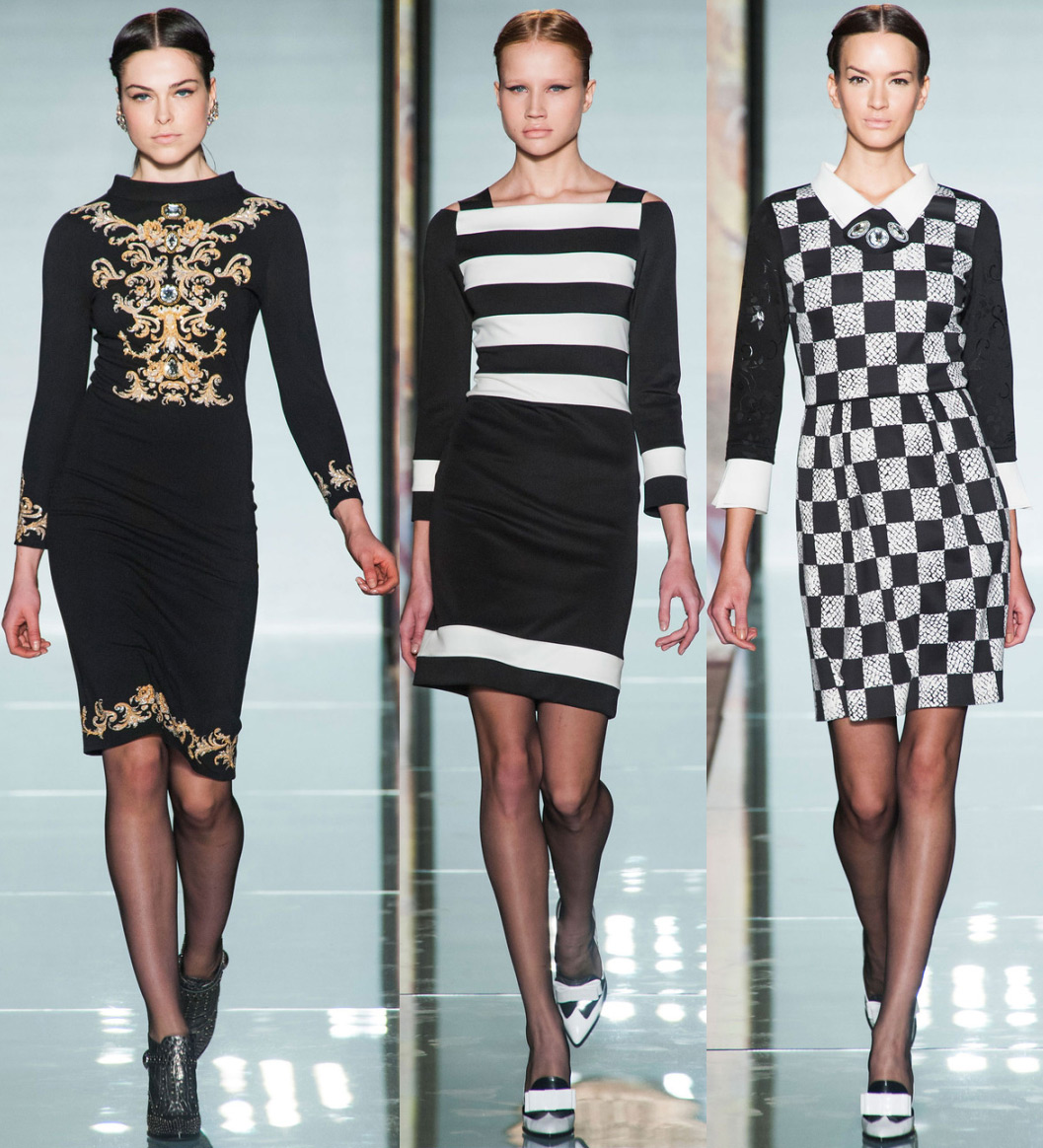 Платья осень-зима 2015