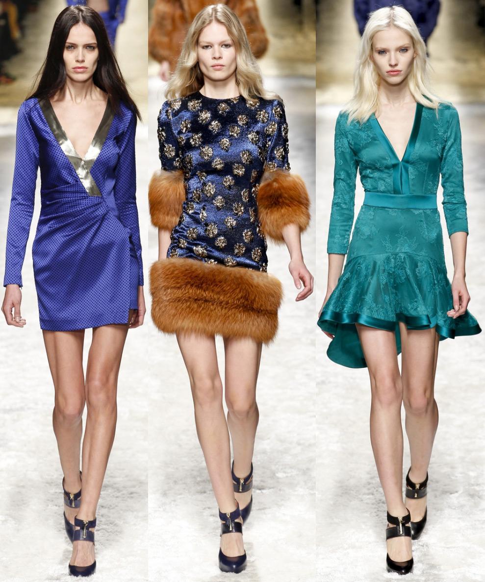ca971d794f83bcc Короткие платья осень-зима 2014-2015 – фото