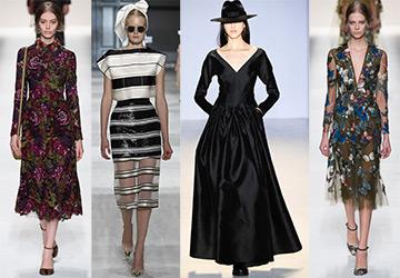 Новые платья 14-15