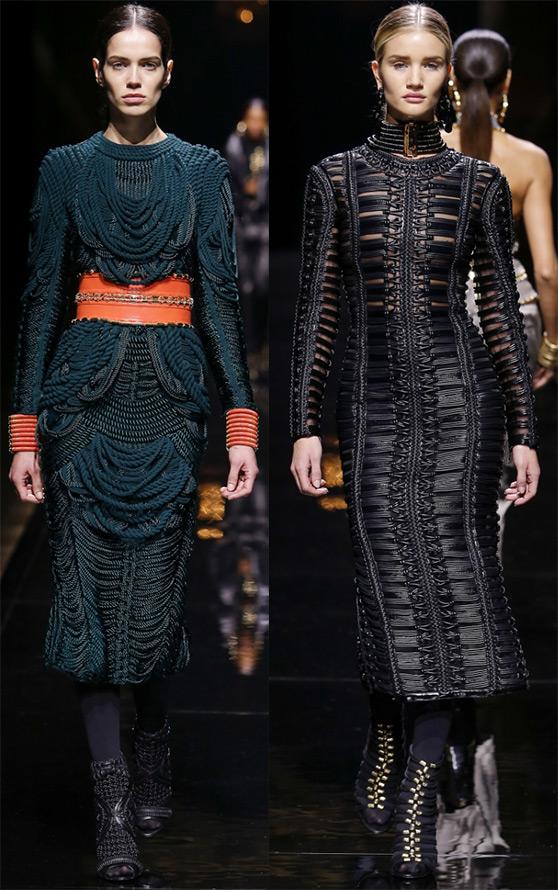 Модные платья осень-зима 14-15
