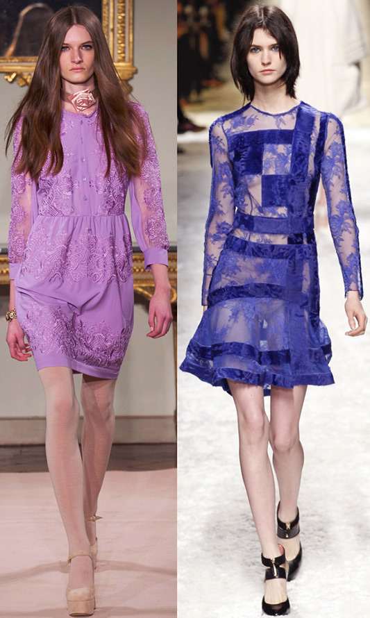 Платья Blugirl и Blumarine