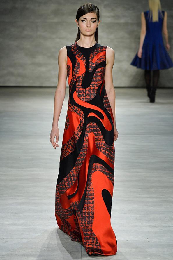 Модное платье 2014-2015