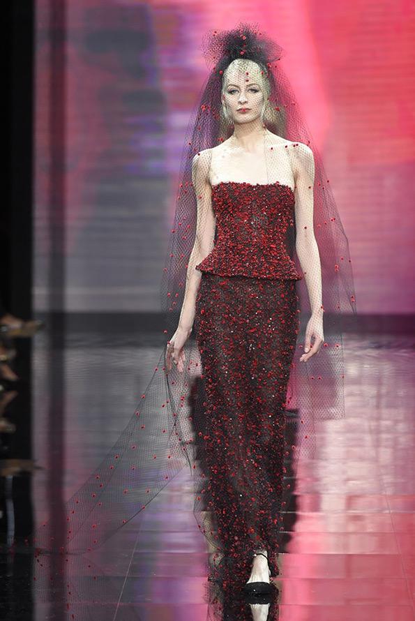 Платье Armani Prive