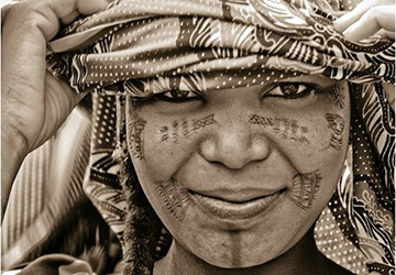 Татуировка в истории и современности