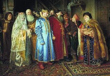 Прически и головные уборы Московской Руси