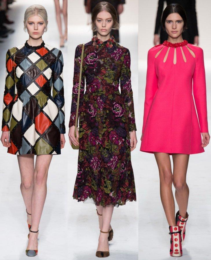Красивые платья Valentino