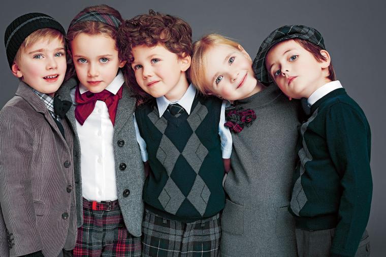 Детская коллекция Dolce & Gabbana 2014-2015