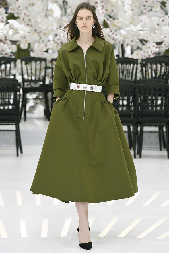 Зеленые платья фотографии