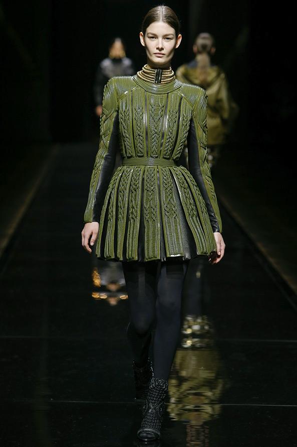 Платья зима зеленое