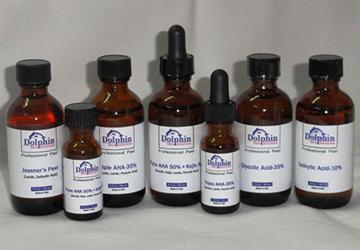 Гликолевая кислота для отбеливания и обновления кожи