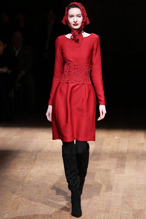Модное платье 14-15, фото