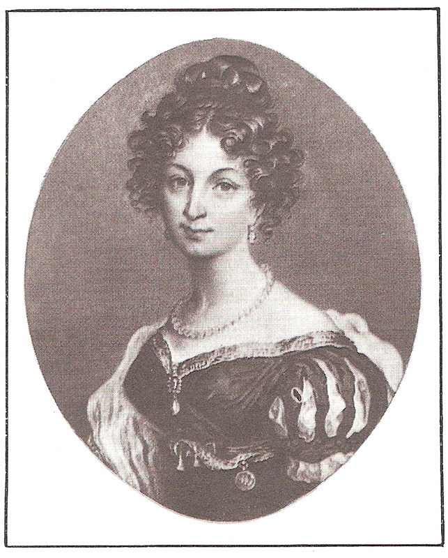 Графиня Воронцова