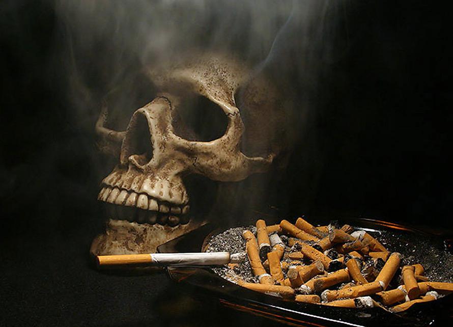 Законы по борьбе с курением и красота - здоровье нации