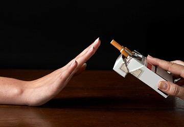 Красота и борьба с курением