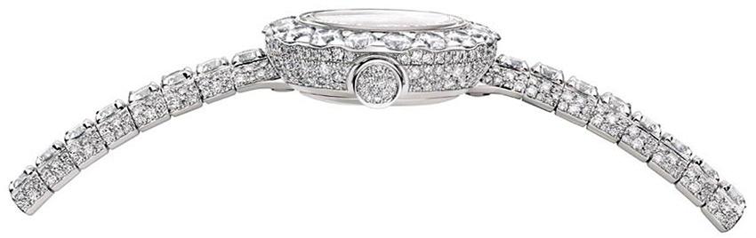 Бриллиантовые часы Dior