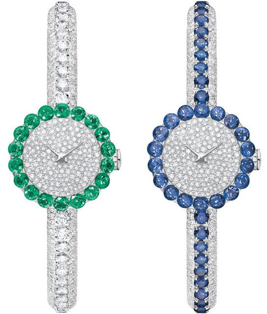 Часы с бриллиантами La D de Dior Pr?cieuse