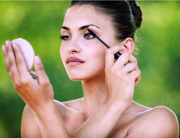 Натуральный макияж, фото