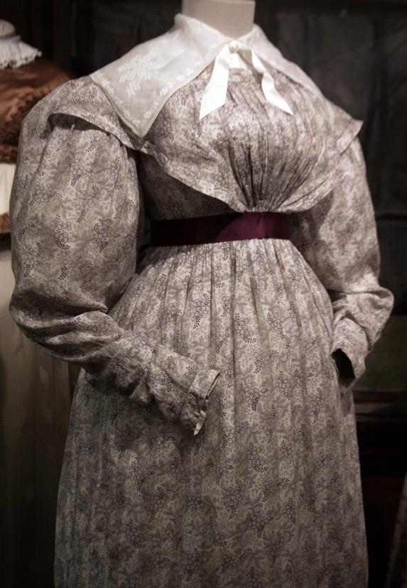 Ситцевое платье, фото