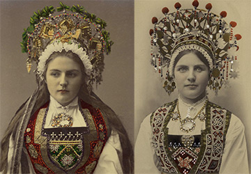 Сказочные наряды северных невест
