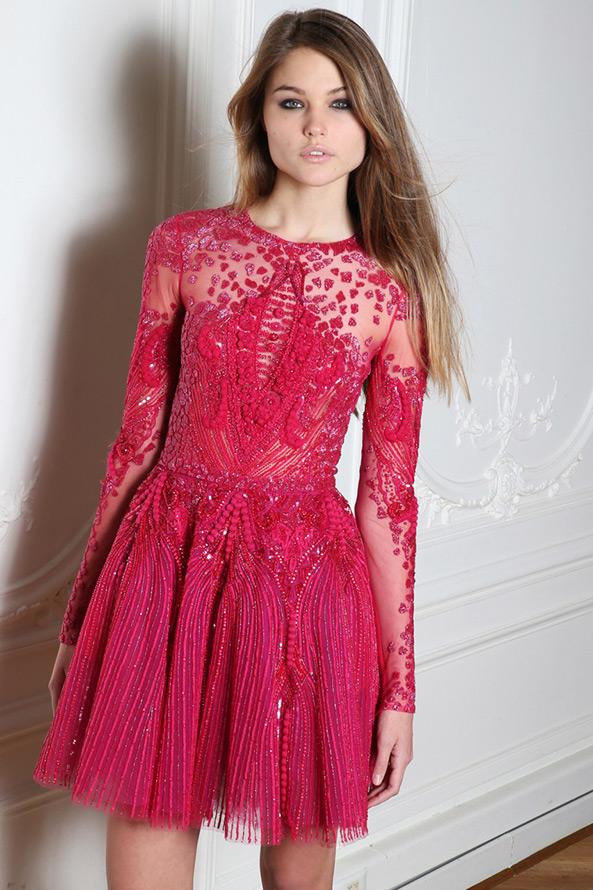 Zuhair Murad платье, фото