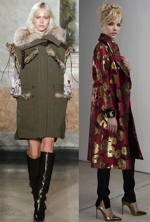 Модные тенденции осень-зима 2014-2015