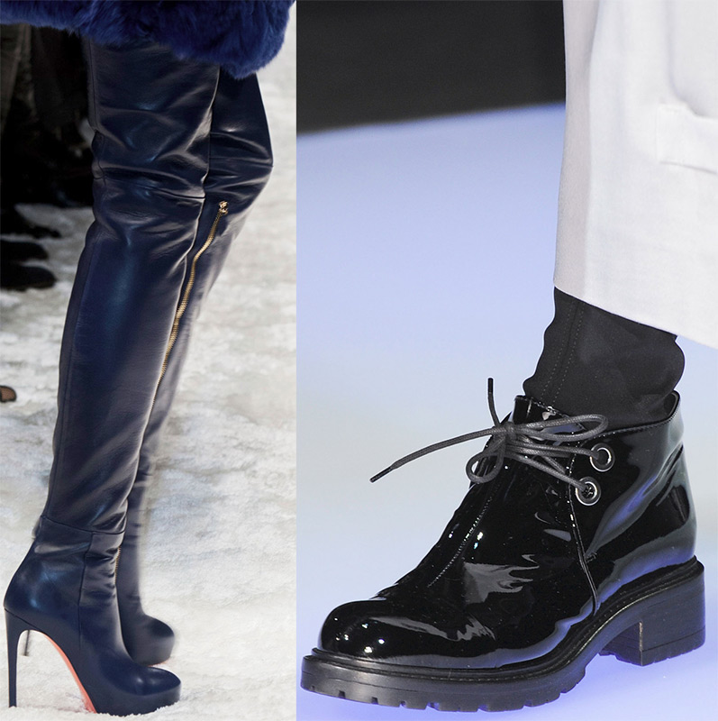 Обувь Blumarine, Emporio Armani