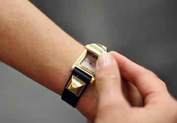Новые часы от Hermès