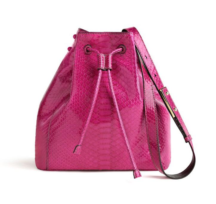 розовый рюкзак, фото