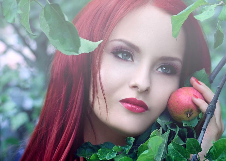 Омолаживающие маски для кожи на основе яблока