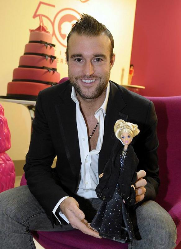 Барби и Philipp Plein