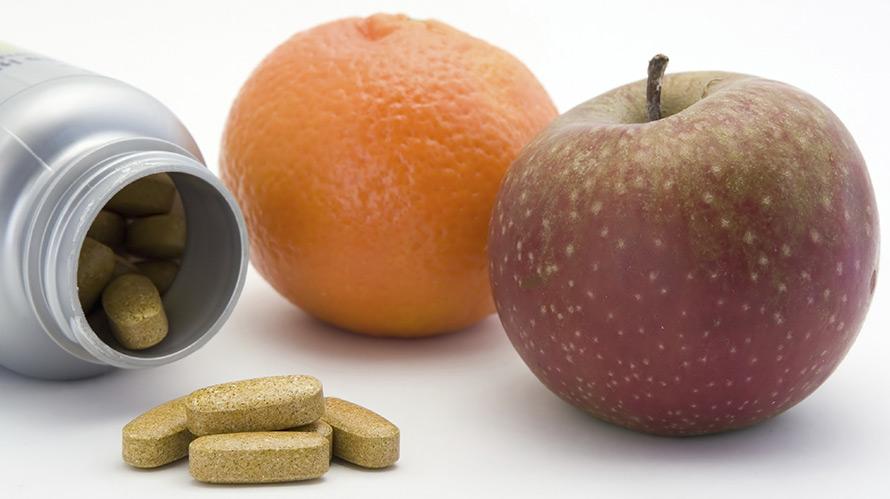 Антиоксиданты в продуктах и препаратах для красоты кожи