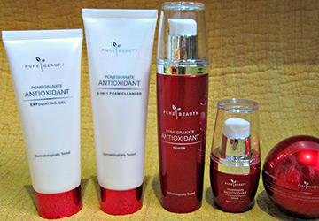 Красивая кожа и антиоксиданты